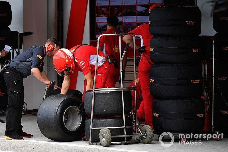 Hamilton vorrebbe le gomme ribassate nel 2019, ma Pirelli le userà solo come nel 2018?