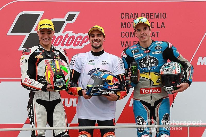 Oliveira remporte la dernière de l'année !