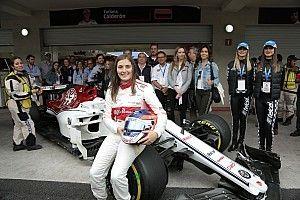 Calderon, Alfa Romeo'nun test pilotu olmaya devam edecek
