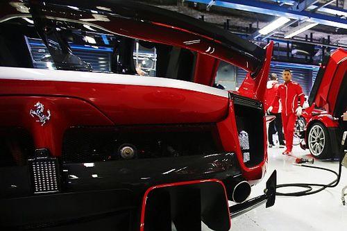 Ferrari: Hypercar e LMDh due opzioni per l'endurance?