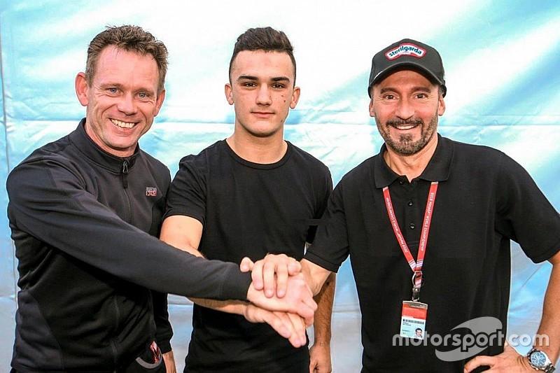 Moto3-Kooperation bestätigt: Max Biaggi und Peter Öttl arbeiten 2019 zusammen