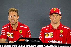 Alonso szerint Vettel hiába veszítette el a címet, így is sokkal jobb volt, mint Räikkönen
