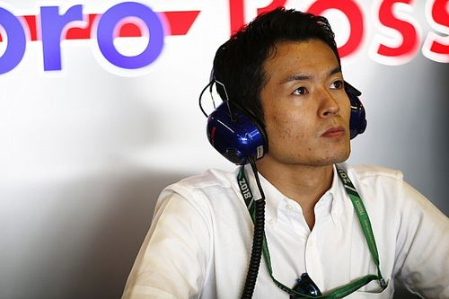 Toro Rosso geeft Yamamoto F1-kans in vrije training Japan