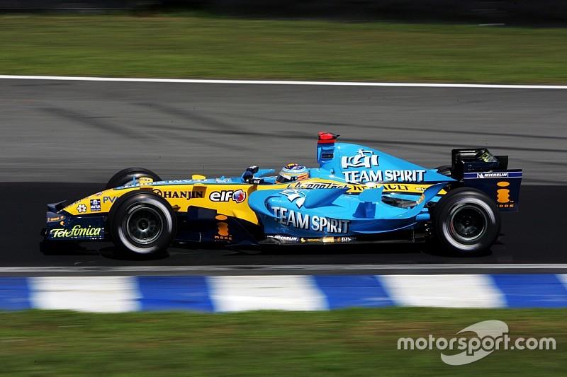 Galeri: Alonso'nun F1'de sürdüğü araçlar