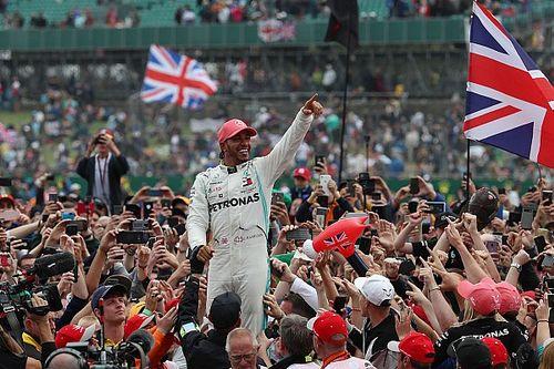 Overzicht van alle Grand Prix-winnaars op Silverstone