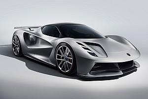 Lotus представила 2000-сильний електромобіль Evija