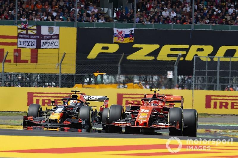"""Leclerc: """"Espero que Max y yo podamos luchar por el título muy pronto"""""""