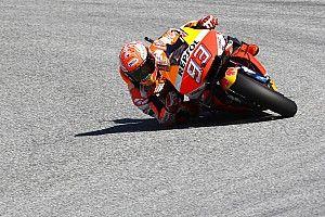 Márquez, pole y récord en territorio Ducati