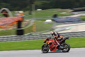 GALERI: Sesi kualifikasi MotoGP Austria