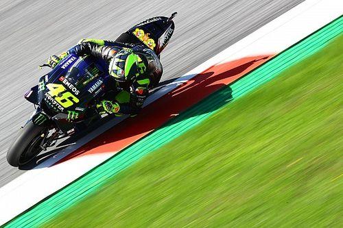Le désavantage de partir loin pour Rossi? Petrucci!