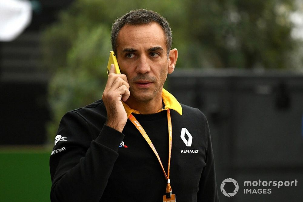 Renault keen for greater F1 driver salary control