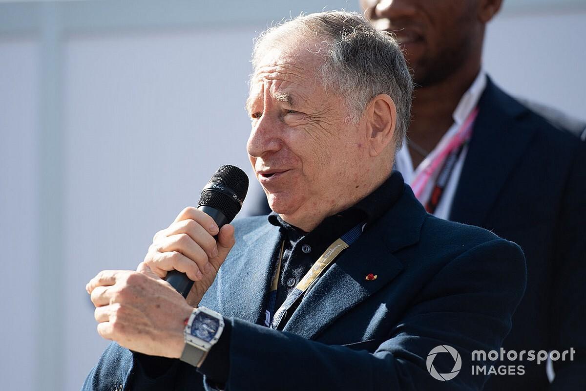 Todt diz que F1 pode ter teto orçamentário de dois níveis