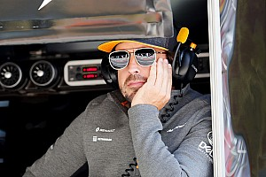 Alonso is megmutatta a szimulátorát
