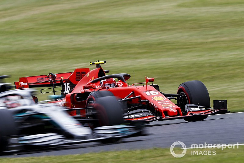 Ferrari's struggles mean nothing for Spa, Monza - Wolff