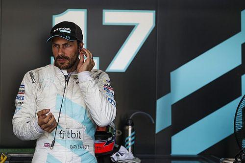 Paffett wordt reserve en adviseur bij Formule E-team van De Vries