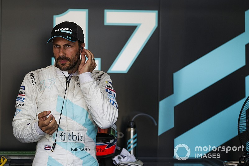 Paffett joins Mercedes management, gets reserve role