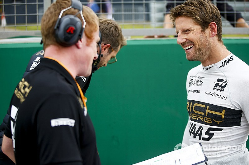 Haas, Grosjean'la yollarını ayırıyor mu?