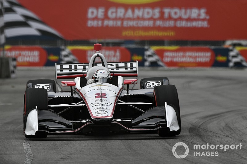 Pagenaud thrilled, Newgarden content, Power hoping for cautions