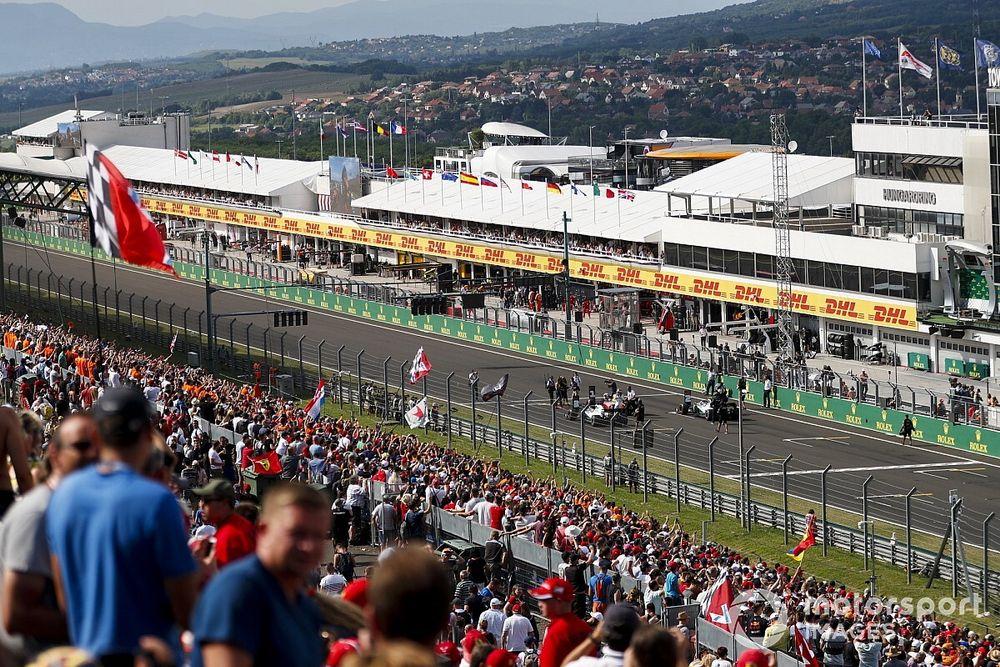 Restricciones complican al GP de Hungría