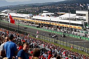 Hungarian GP hopes hit by latest restrictions