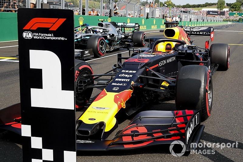 Qualifs - Verstappen résiste à Bottas pour signer sa première pole!