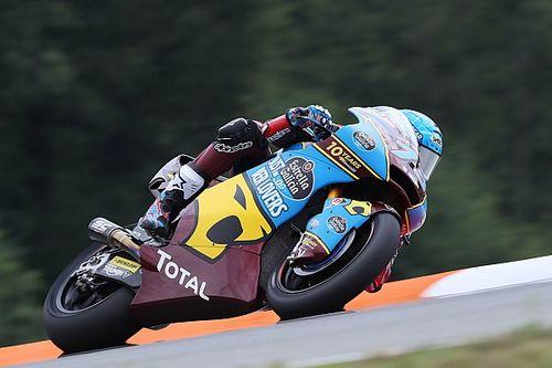 Moto2 Brno: Marquez pakt overtuigende pole, Bendsneyder achtste