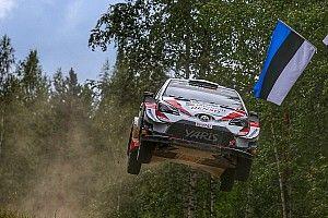 Fotogallery WRC: gli scatti più belli del Rally di Finlandia