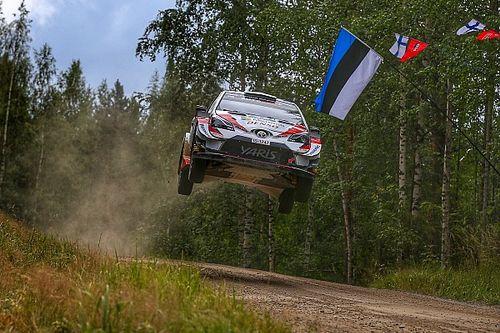 Tanak salta hacia el título al vencer en Finlandia