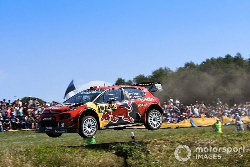 Citroën déplore un manque de préparation et de la malchance