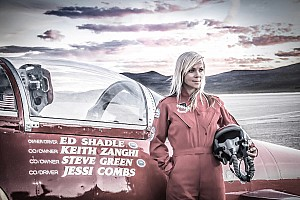 Female land speed record holder Jessi Combs killed
