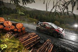 WRC: il Rally del Galles Gran Bretagna a rischio cancellazione
