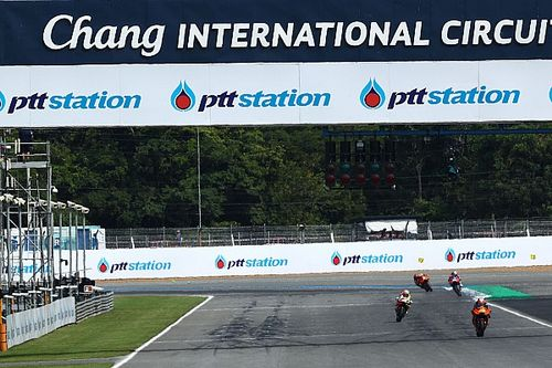 En Tailandia dan por suspendida carrera de MotoGP
