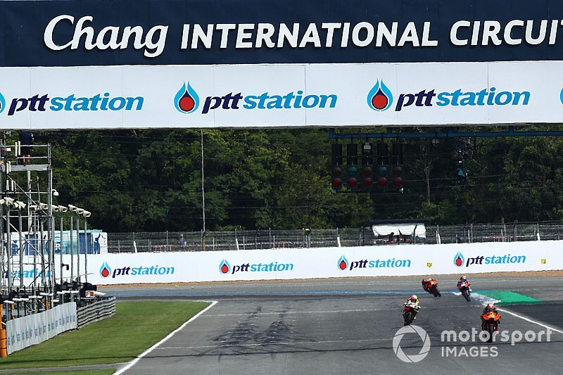 Thailand MotoGP race to be postponed – report