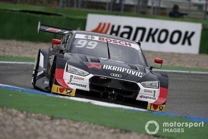 Rockenfeller le quita la pole del DTM a Muller en el último suspiro