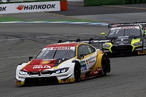 Porsche Supercup team in BMW DTM talks