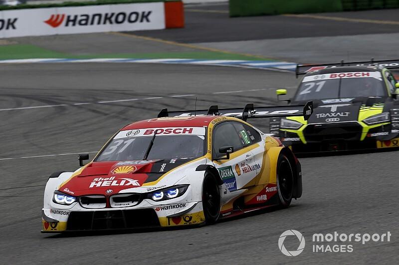 Porsche Supercup team in BMW DTM talks