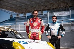 """Átila Abreu estreia na Porsche endurance ao lado de aprendiz que """"dá dicas"""""""