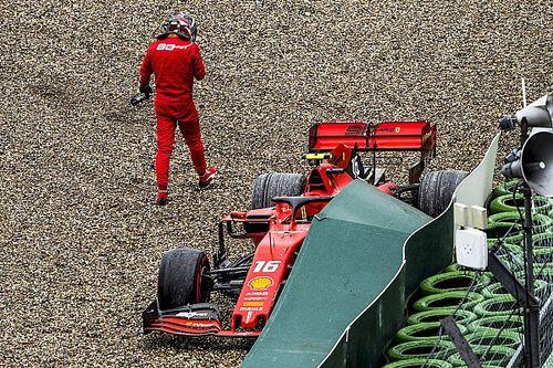 Leclerc: Saya membuang peluang besar