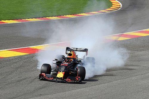 Rosberg: Verstappen was weer zichzelf op Spa, te agressief