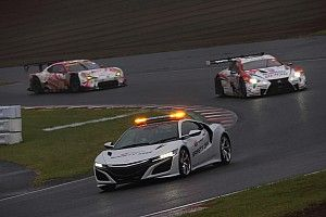 Super GT could introduce full-course yellows