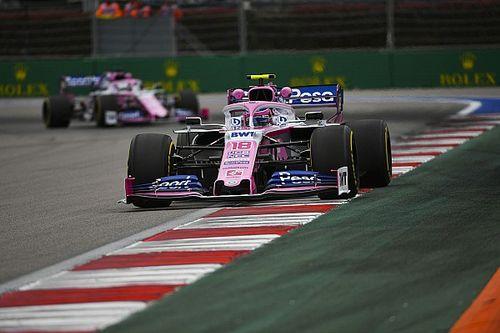 Ergebnis: Formel 1 Sotschi 2019, Qualifying