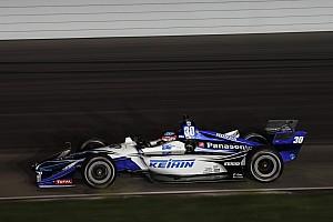 IndyCar: Sato precede Carpenter in una folle gara a Gateway