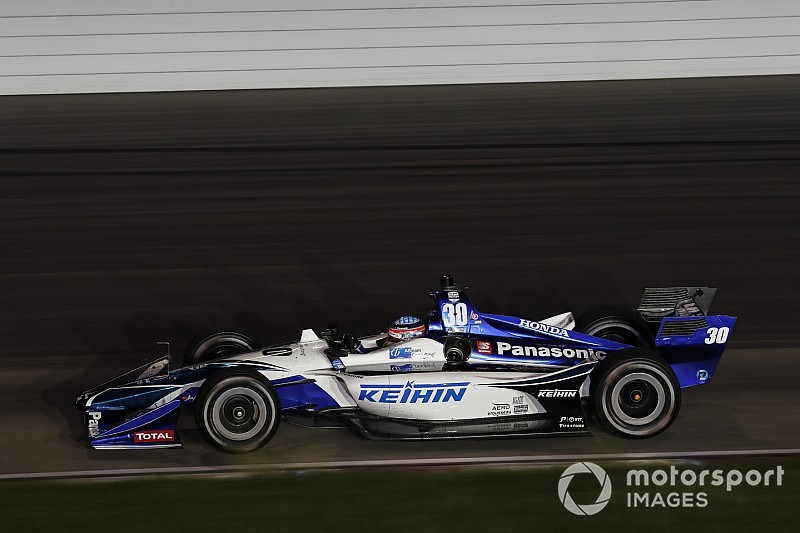 IndyCar: Sato precede Carpenter in una folle gara a Gateway