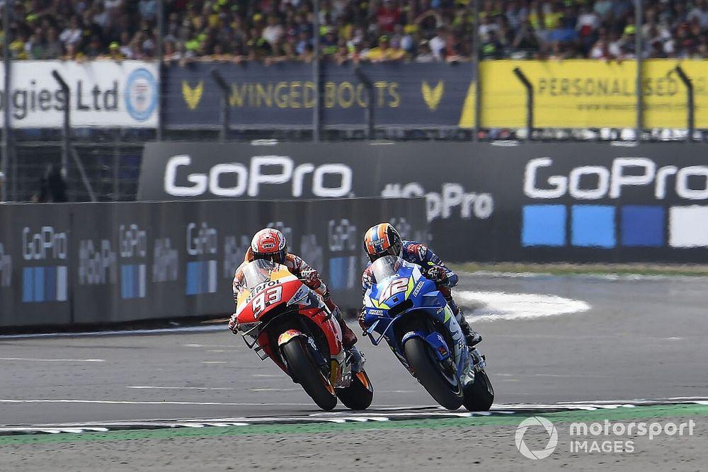 """Silverstone serait """"très déçu"""" de perdre le MotoGP"""