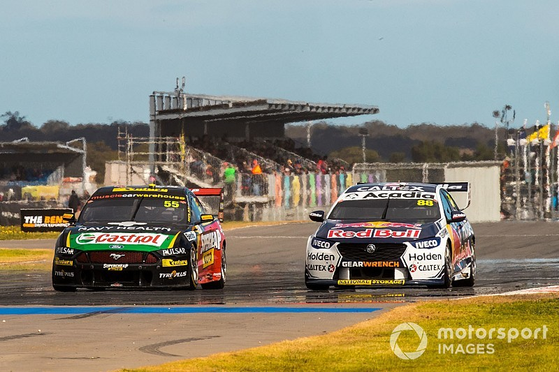Whincup happy to be 'exposed' in Mustang battle