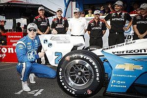 IndyCar: Newgarden in pole a Gateway, Rossi soltanto 11°