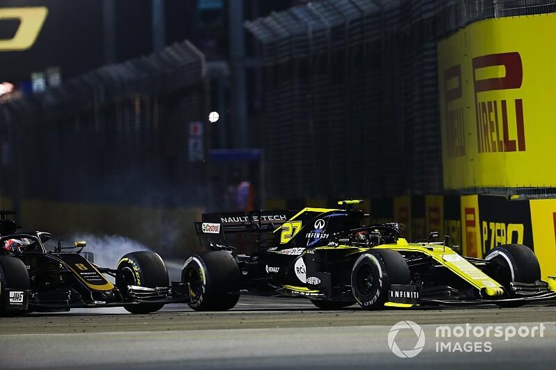 A Renault-nak ez a hétvége a veszteségek minimalizálásáról szólt