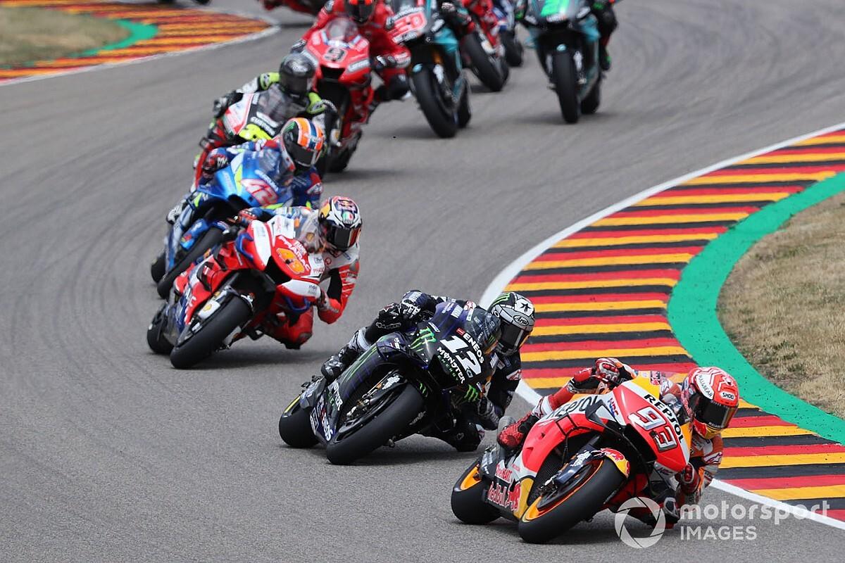 MotoGP: seriamente a rischio anche il Sachsenring