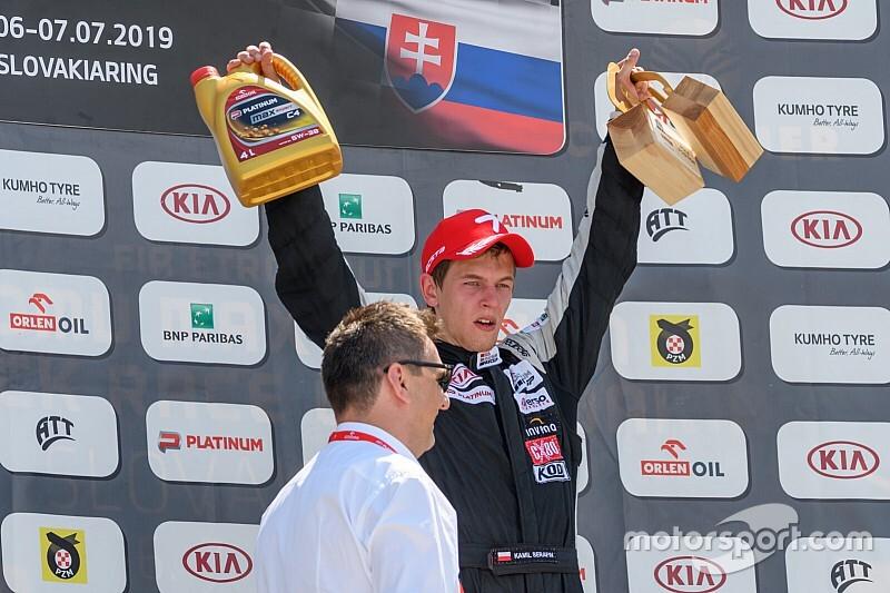 KIA PLATINUM CUP – Powtórka z pierwszego wyścigu