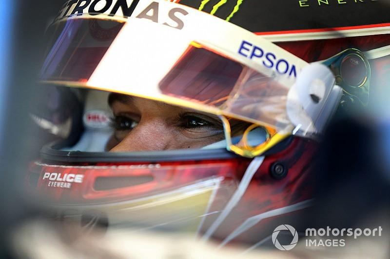 """Mercedes dá crédito a Hamilton, doente na """"pior corrida em um bom tempo"""""""